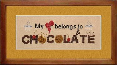 Вот такая шоколадомания :)