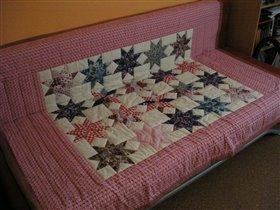 Одеяло для гостей.