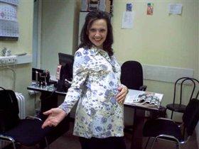 Туника для беременных