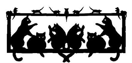 Коты и мыши