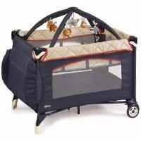 Кроватка-манеж Lullaby TOP travel