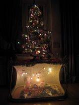Новогодняя елка: угадай на чем стоит?
