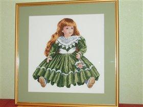 Кукла без банта