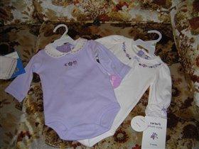 первые покупки для дочурки :о)
