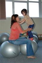 Детский fitball - это весело!