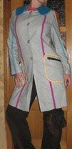 Весеннее пальто Marc Jacobs. 44 размер.5.000р.Новое.
