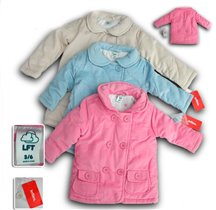 LFT пальто вельвет,  утеплитель-тонкий синтепон, подклада х/б.