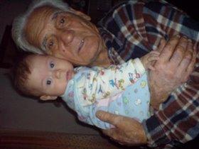 два Владимира - я и мой прадедушка