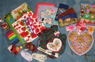 сердечные подарочки из далекого Нефтекамска (Башкортостан) от Ларисы-Лорхен