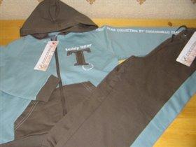 Coccodrillo 104размер -  толстовка 530р, штанишки 370р