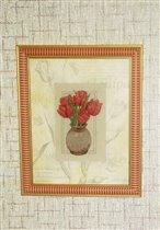 ДИМ тюльпаны в вазе