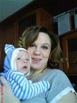я и сына )))
