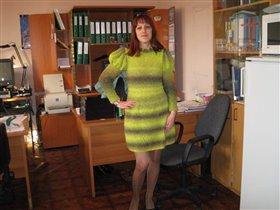 Платье из 250 гр