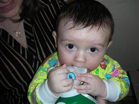 Вкуснее мыша нет для малыша!