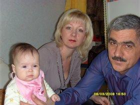 Бабушка, дедушка и Я !!!