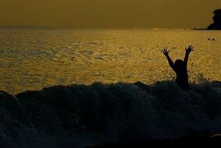 Здравствуй море