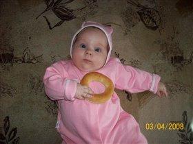 Дарина любит булики!