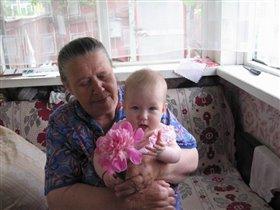 Бабушкин цветочек