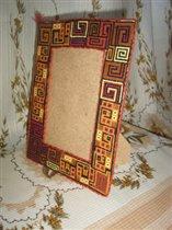Ацтекская рамочка...