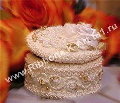 Шкатулка для свадебной церемонии
