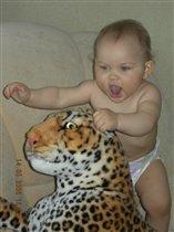 тигра, наконец-то я тебя поймала