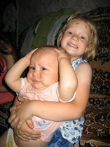 Помоги-ии-тее-е!!! Любовь сестрички не знает границ...