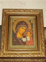 Казанская богородица.