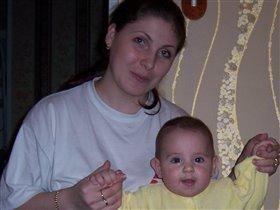 я и мой сынуля марик