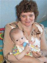С бабушкой