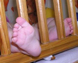 Надины ножки