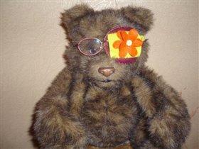Окклюдор на детские очки.