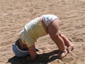 Разгляжу я все песчинки...