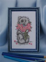 Tatty Teddy 'From me to you with love'