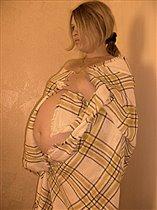 За неделю до родов