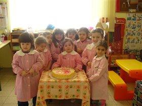 Личный праздник в детском саду!