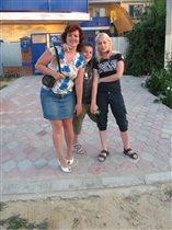 Голубицкая. Август 2009.