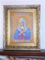 Икона 'Богородица Умиление'