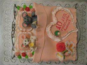 Мой первый тортик 'На заказ'