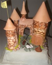 Тортик по мотивам Гарри Поттера