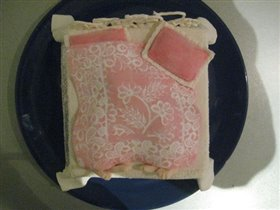 Торт 'Двое под одеялом'