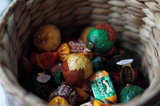 Очень вкусные и красивые конфеты