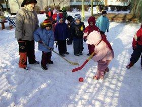 Кто сказал, что хоккей для мальчиков?