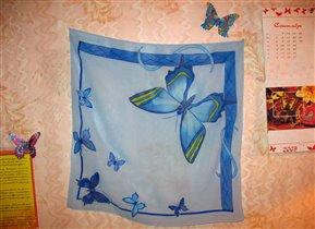 Бабочки в ночи