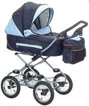 Продам коляску Deltim Premier (люлька + прогулка) 2 500 р.