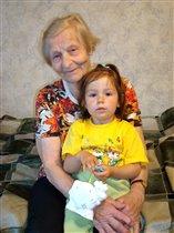 Я и моя прабабушка