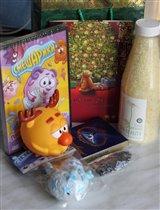 Новогодние подарочки от Ани (Lapka8)