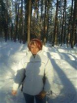 Прогулка в зимнем лесу