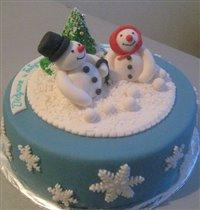 Торт 'Новогодний'