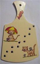 игрушечная доска для маленькой девочки