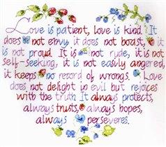 Love is Patient janlynn